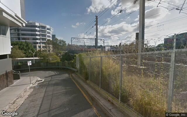 parking on Upper Roma Street in Brisbane City QLD