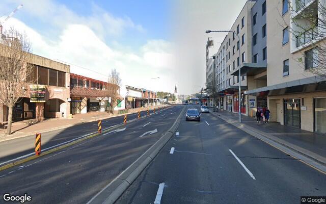 Parramatta secure parking space - next to coles
