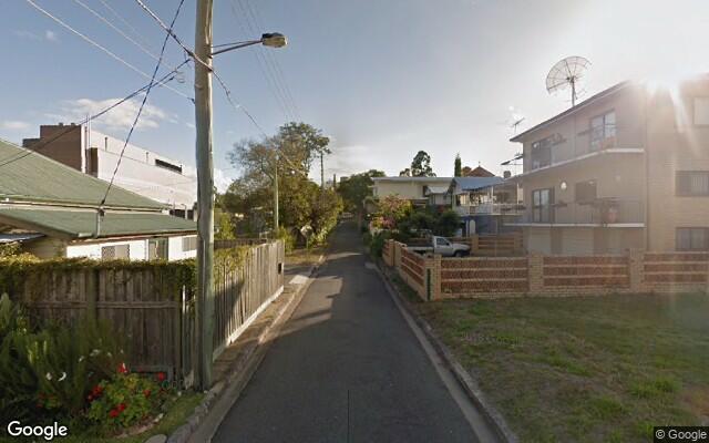 parking on Vulture Street in Kangaroo Point