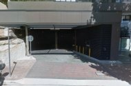 parking on Walker Street in North Sydney