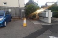 parking on Wallis Parade in North Bondi NSW