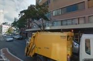 parking on Ward Avenue in Elizabeth Bay