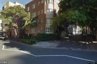 parking on Ward Avenue in Elizabeth Bay NSW