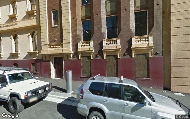 parking on Watt St in Newcastle NSW 2300