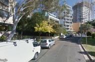 parking on Waverley Cres in Bondi Junction