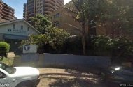 parking on Waverley Crescent in Bondi Junction