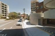 parking on Waverley St in Bondi Junction NSW 2022