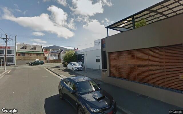 parking on Wellington Street in North Hobart