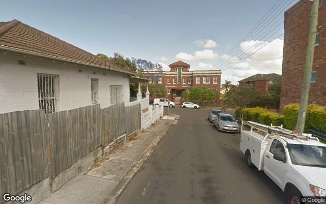 parking on Wentworth Street in Randwick