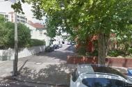 parking on West St in North Sydney NSW