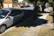 parking on Westbourne Street in Highgate Hill