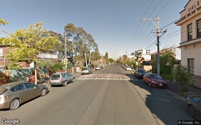 parking on Weston Street in Brunswick East Victoria