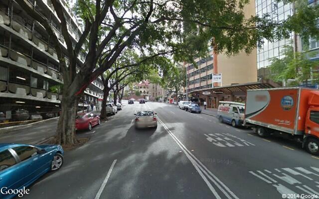 Rent cheap car park in Brisbane CBD