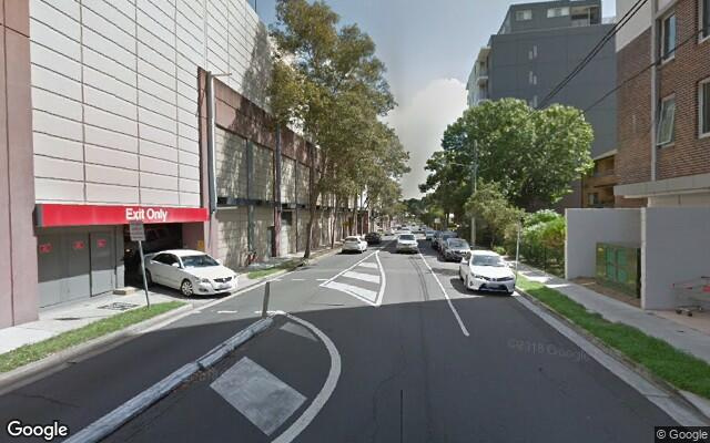 parking on Wilga Street in Burwood NSW