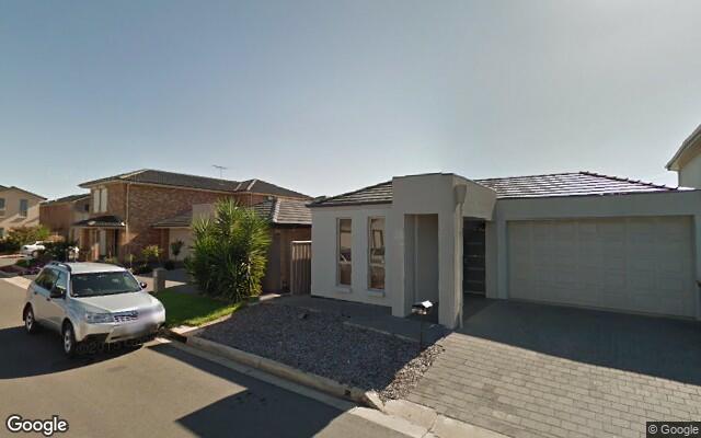 parking on William Langman Circuit in Ridleyton SA