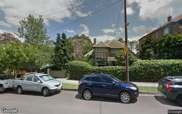 parking on Wollstonecraft in NSW