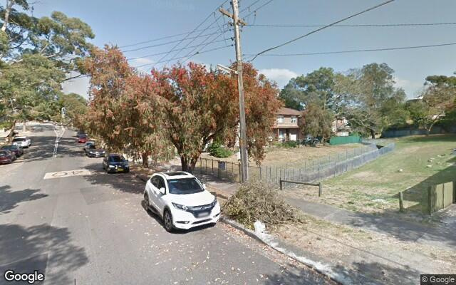 parking on Wolseley Street in Bexley NSW
