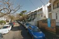 parking on Womerah Ave in Darlinghurst