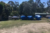 parking on Worongary Road in Worongary QLD