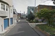 parking on Wylde Street in Potts Point