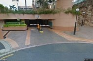 parking on Queen Street in Brisbane