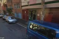 parking on Francis Street in Darlinghurst
