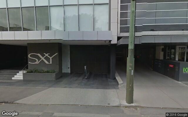parking on Yarra Street in South Yarra