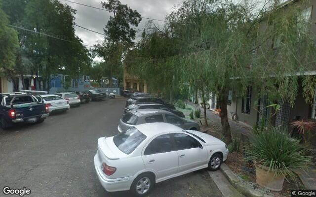 parking on Rennie St in Redfern
