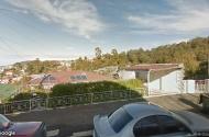 parking on Poets Road in West Hobart