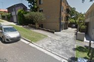 parking on Simpson Street in North Bondi NSW