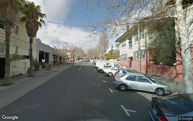 parking on Acland St in St Kilda VIC 3182