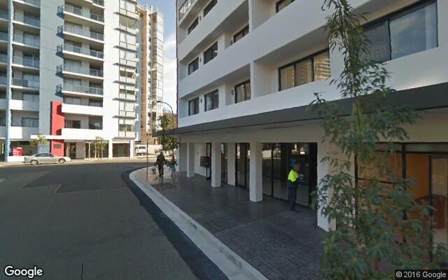 parking on Sorrell Street in Parramatta