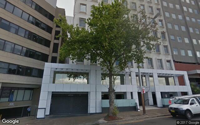 parking on Arthur Street in North Sydney