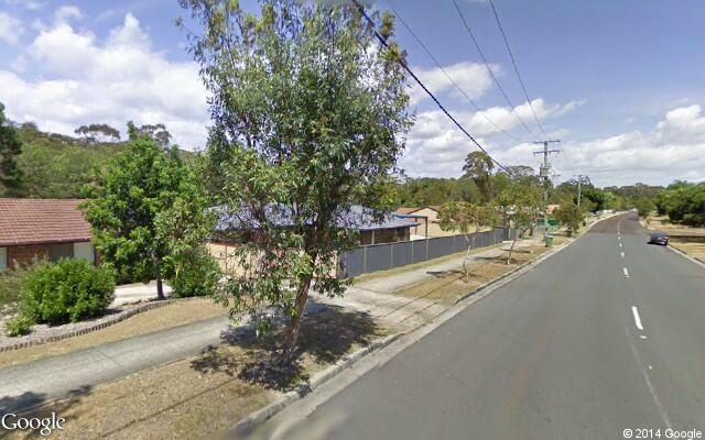 parking on Redruth Road in Alexandra Hills