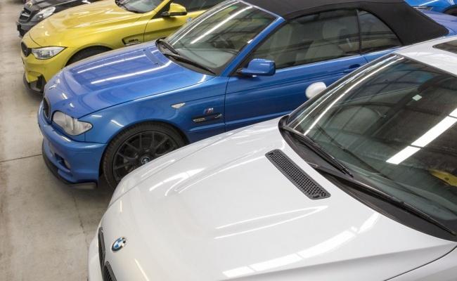 Secure & Undercover Long Term Parking