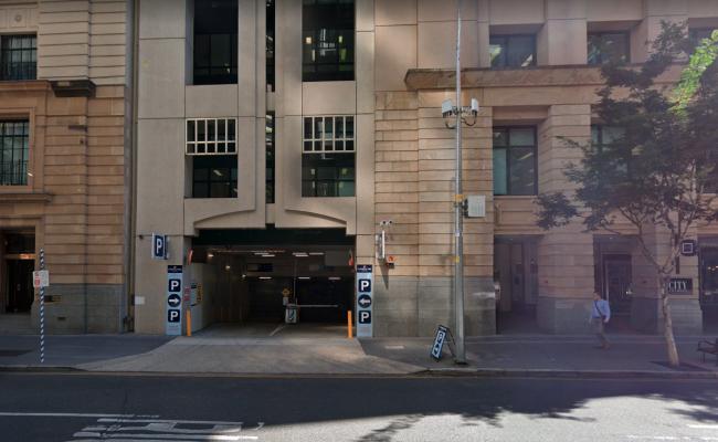 parking on Adelaide Street in Brisbane City Queensland