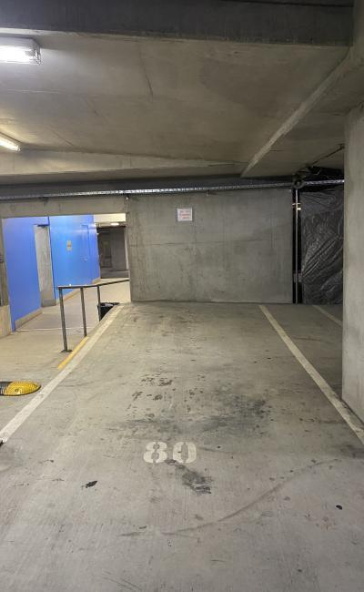 Brisbane City - Undercover Parking Close to Myers Shopping Centre