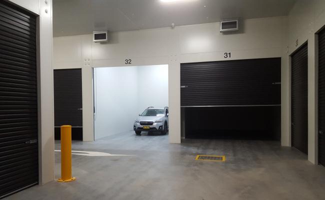 parking on Anzac Street in Chullora