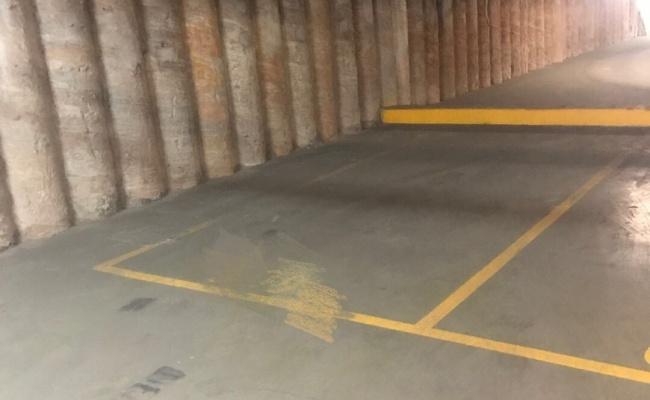 parking on Arncliffe Street in Wolli Creek