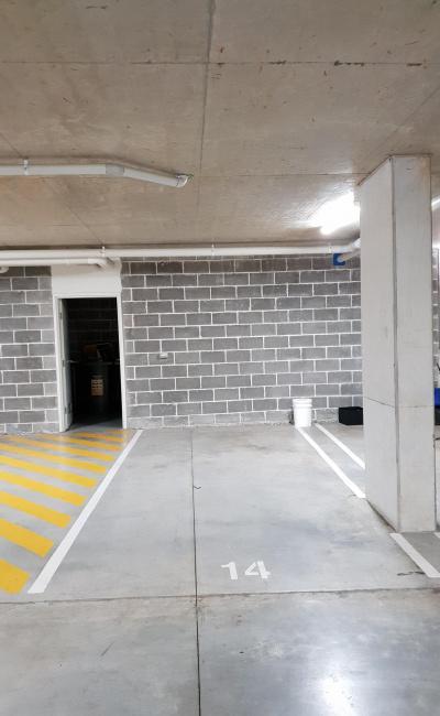 parking on Arthur St in Marrickville NSW