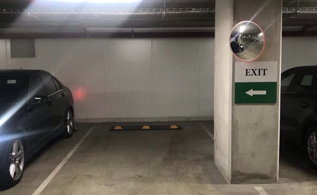 parking on Barrack Square in Perth Western Australia 6000