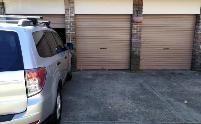 parking on Bennett Street in Bondi NSW
