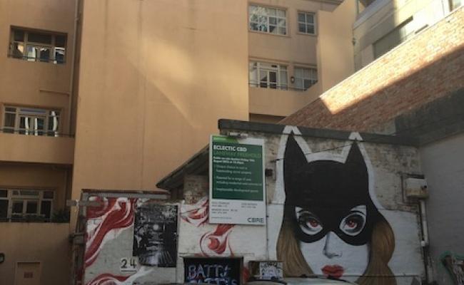 Melbourne - Laneway Parking in CBD close to QV #1