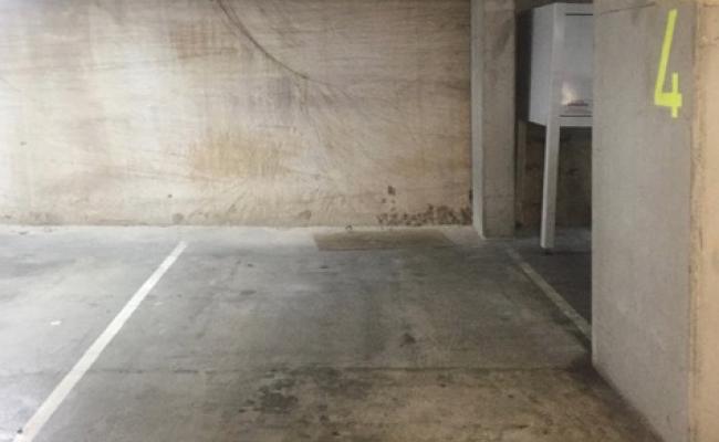 Basement Parking North Sydney CBD