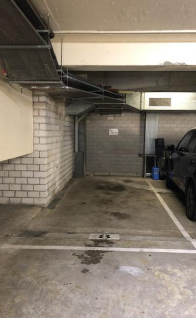 parking on Berry Street in North Sydney NSW