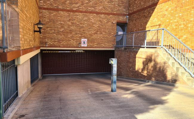 City secure indoor parking for rent