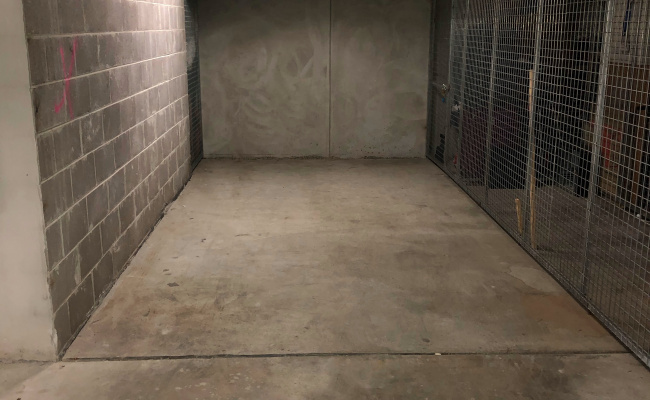 Indoor lot parking on Boundary Street in Alexandria NSW