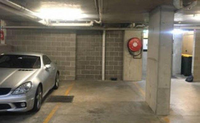 Lock up garage parking on Bourke Street in Surry Hills NSW