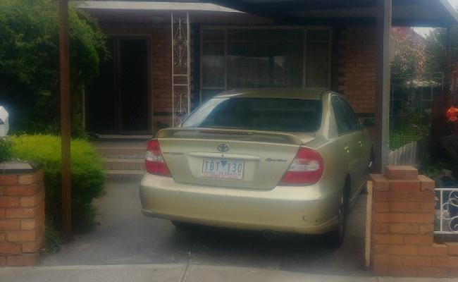 parking on Britt Ct in Newport VIC 3015
