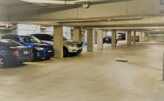 Secure car space in Chippendale for Lease #61